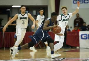 High point christian s michal seals is dribbling photo david butler