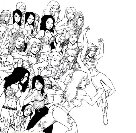 wwe total divas coloring pages coloring pages