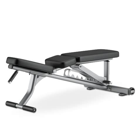 adjustable fitness bench adjustable bench osadj life fitness
