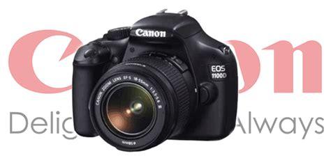 Kamera Canon Canon Eos 1100d harga kamera canon 1100d dan spesifikasi lengkap 2017 lemoot