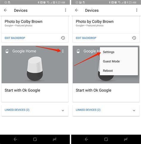home features here s how you can test new google home features before