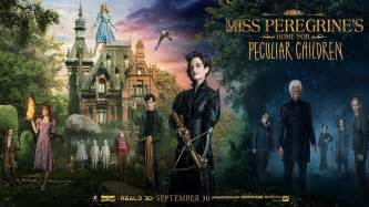 peregrine home for peculiar miss peregrine s home for peculiar children review