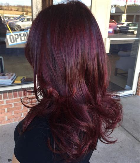 hair burgundy 45 shades of burgundy hair burgundy maroon