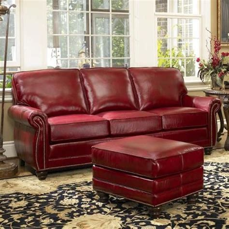 smith brothers leather sofa 302 sofa by smith brothers home decor