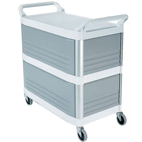 Kitchen Utility Carts by Rubbermaid Fg409300owht Kitchen Utility Cart Plastic