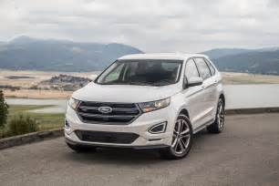 2016 Ford Edge Ford Edge 2016 Motor Trend Suv Of The Year Contender