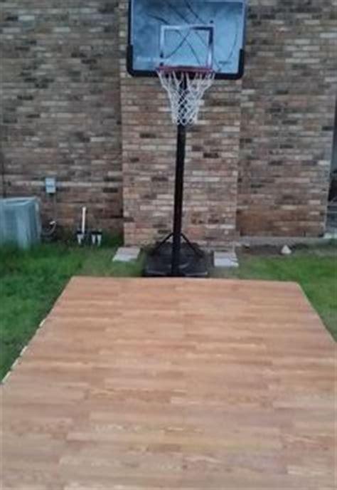 how to make a backyard basketball court backyard basketball court layout tips and dimensions