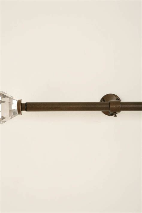 curtain rods adjustable adjustable curtain rod urban outfitters