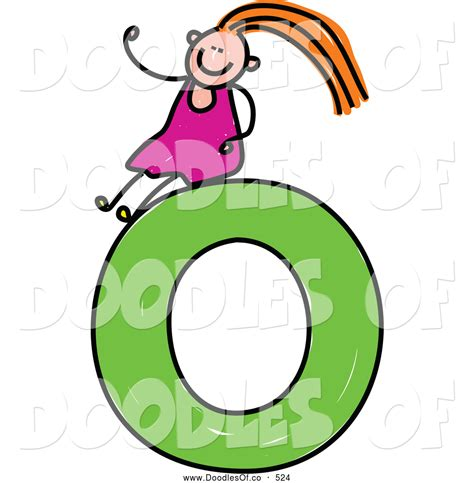clipart etc decorative letter o clipart etc chainimage