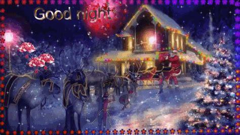 good night christmas gif goodnight christmas discover share gifs