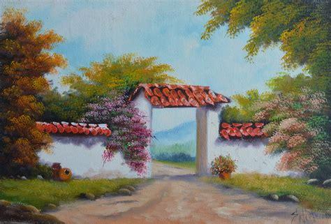 imagenes para pintar al oleo faciles cuadros modernos pinturas y dibujos paisajes f 225 ciles de