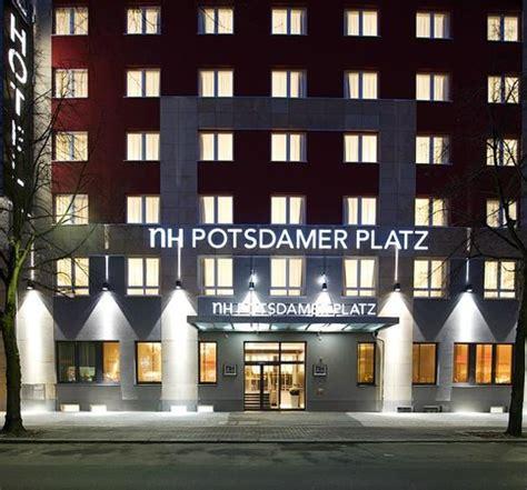 facade picture of nh berlin potsdamer platz, berlin