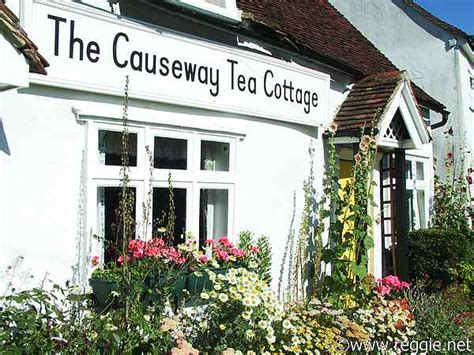 Tea Cottage by Causeway Tea Cottage Photo