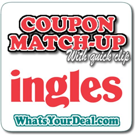 Ingles Printable Grocery Coupons | ingles coupon matchup 7 29 15 8 4 15 ingles grocery