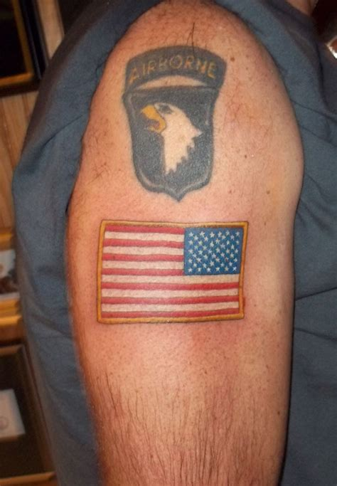 reverse tattoos designs side flag picture at checkoutmyink