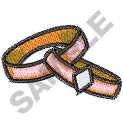 Wedding Ring Machine Embroidery Design by Wedding Rings Embroidery Designs Machine Embroidery