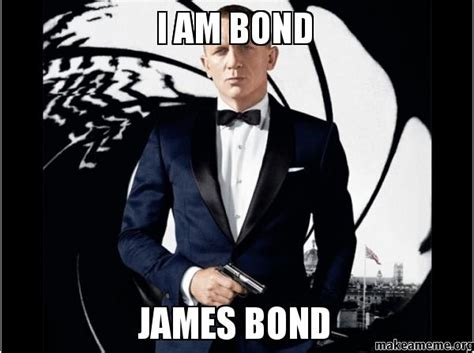 James Bond Meme - james bond movie skyfall