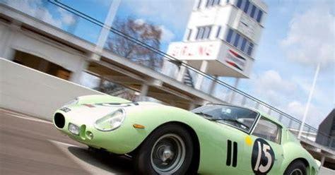 Joran Pancing Termahal Di Dunia 250 Gto Classic Car World S Most Expensive