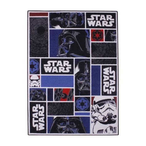 Starwars Rug by Wars Icons Rug 5414956231343 Character Brands