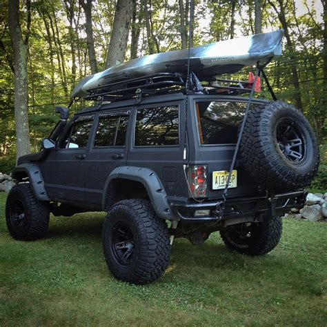 Jeep Canoe Roof Rack by Whats In Your Roof Rack Jeep Forum