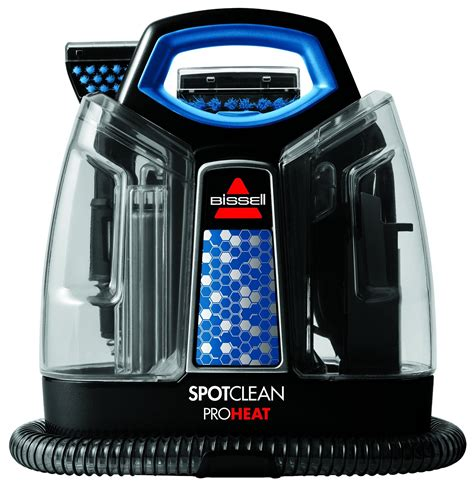 Bissell Upholstery Cleaner Walmart Bissell Spotclean Proheat Portable Spot Cleaner 59 99