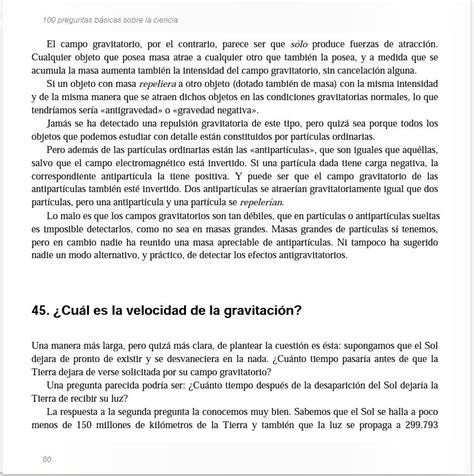 preguntas basicas net 25 de 100 preguntas basicas sobre la ciencia asimov 2