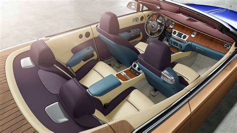 Best Rolls Royce Dawn interior?