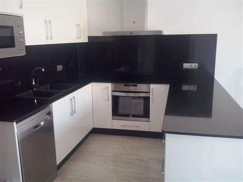 encimera negro zimbawe foto encimera cocina y frente granito negro zimbabwe de