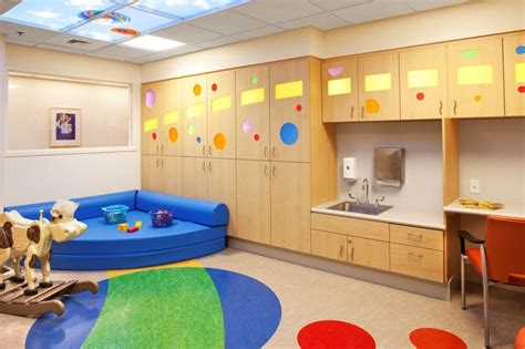 the play room children s therapeutic playroom renown children s hospital reno nv patient centered design