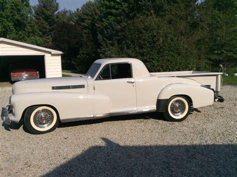 Barn Conversions pampered pickup 1941 cadillac fleetwood 60 special