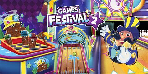 games festival  nintendo ds games nintendo