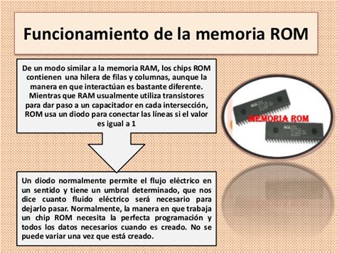 la memoria secreta de b01ncohep4 memoria ram y memoria rom