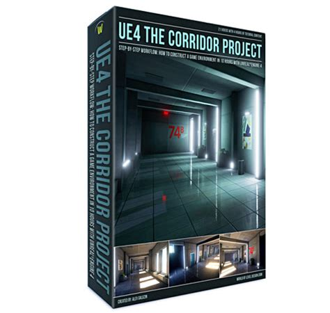 level design tutorial ue4 ue4 the corridor project step by step workflow how to