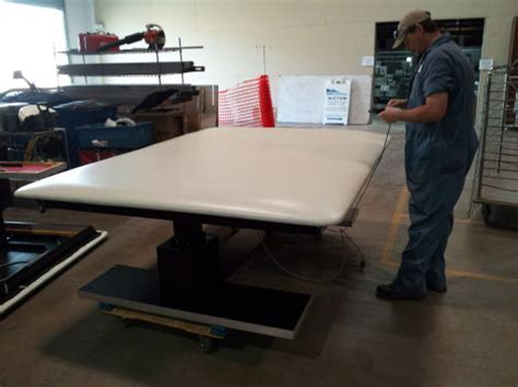 physical therapy tables for sale used hausmann powermatic physical therapy table for sale