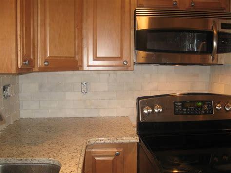 backsplash for cream cabinets beige marble subway tile backsplash re subway tile w