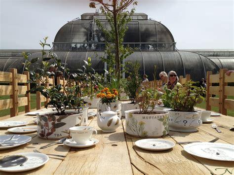 Kew Gardens Tea by Incredibles Kew Gardens Summer Festival 2013