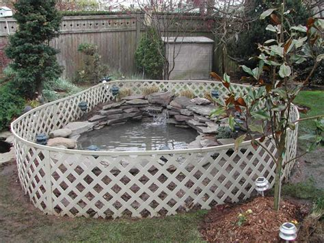 the pond inc pond waterfall design and installation