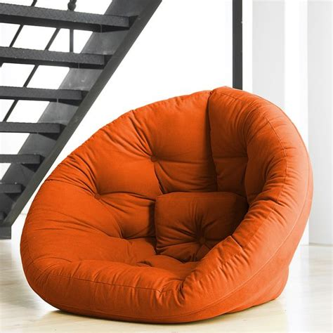 25 best ideas about orange chairs on