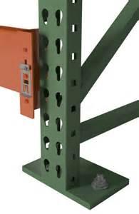 I Rack by Stromberg I Series Storage Rack Upright Frame