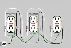 wiring electrical outlets in parallel diagram wiring