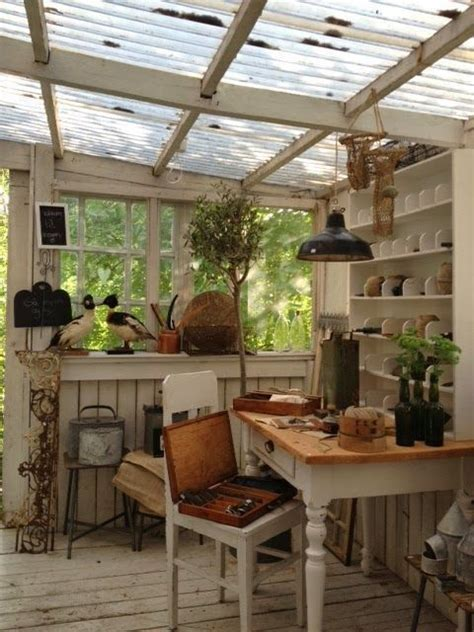 chiminea in shed best 25 garden shed interiors ideas on