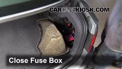Replace A Fuse 2008 2016 Audi S5 2008 Audi S5 4 2l V8