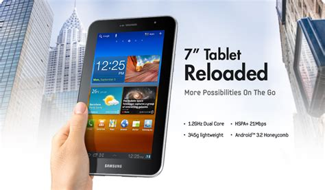 Samsung Tab 7 Plus samsung galaxy tab 7 0 plus with honeycomb announced