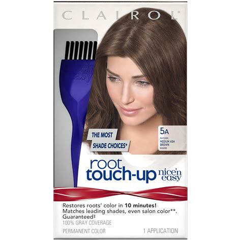 hair color touch up clairol root touch up clairol n easy root touch up