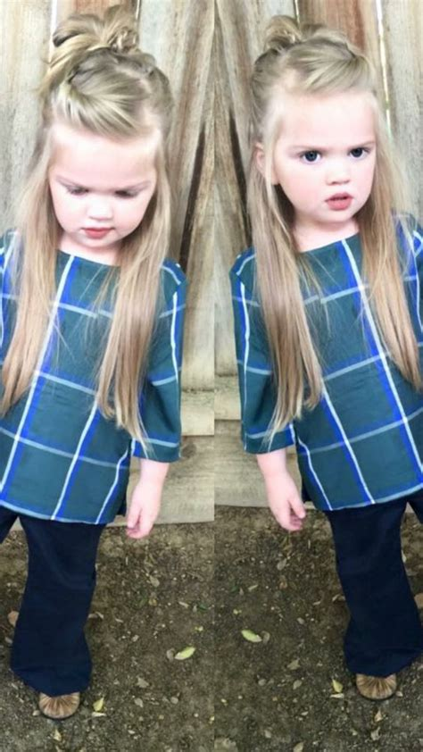 little girl hairstyles up little girl hairstyles half up half down top knot messy