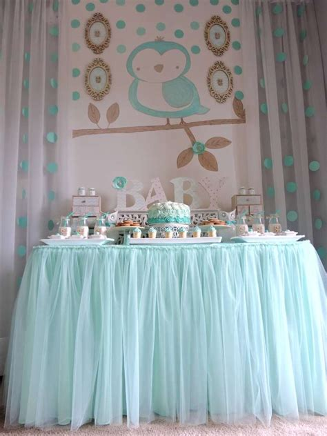 At Home Baby Shower Ideas by Welcome Home Baby Owl Shower Baby Shower Ideas Themes
