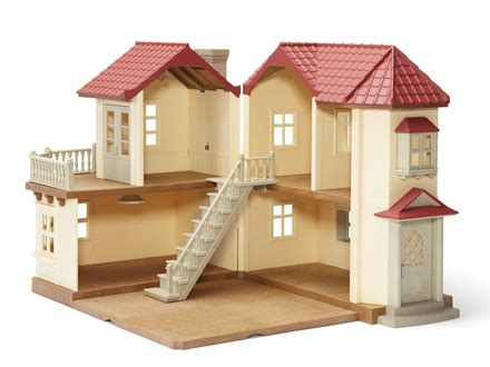 calico critters house luxury townhome calico critters