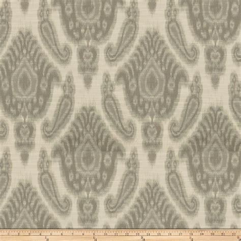 Ikat 4 Setelan 3 fabricut me ikat flaxen discount designer fabric fabric