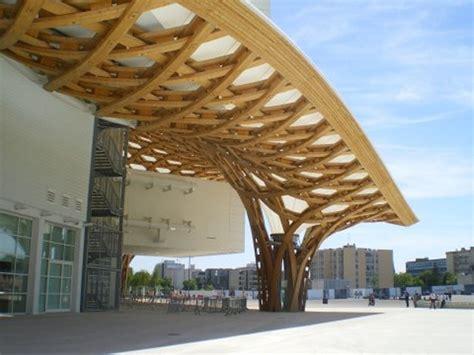 Mettre En Portafaux by Architecture En Bois Lamell 233 Coll 233 Cabinet Guilloux