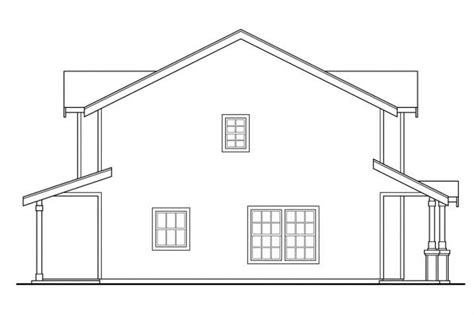 House Drawing Plan Pic